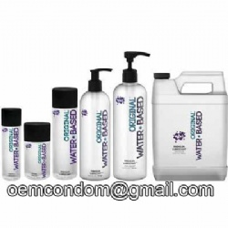 Personal Lubricant liquid in drum